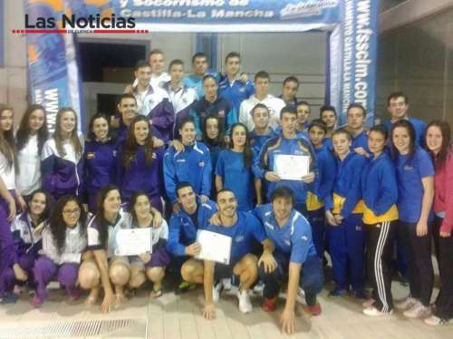 El SVAT Tarancón queda tercero por equipos en el regional de Castilla-La Mancha
