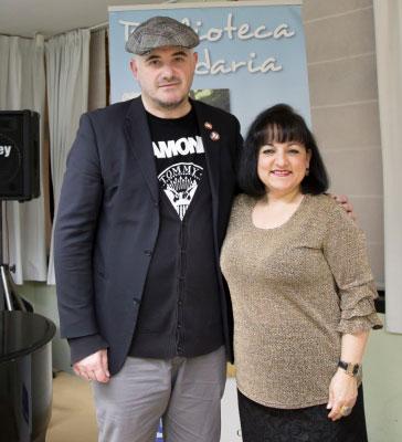 El Aula Poética comienza el 2018 de la mano del director de cine conquense Juanra Fernández