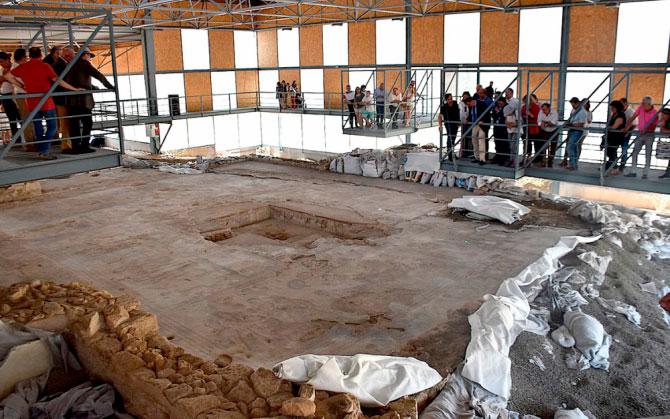 El yacimiento de Noheda potencia Ercávica como destino arqueológico