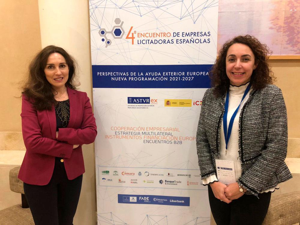 El Gobierno regional, en el  IV Encuentro de Empresas Licitadoras Españolas