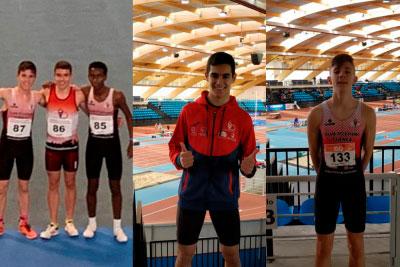 Excelente fin de semana para las promesas del Club Atletismo Cuenca