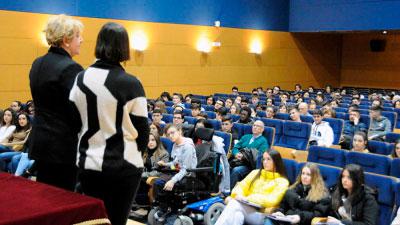 Más de 200 alumnos conocen la UCLM en busca de un futuro académico