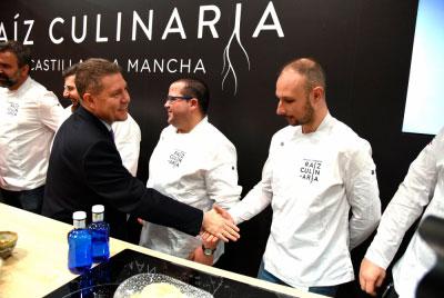 Castilla-La Mancha impulsará un Encuentro Gastronómico Internacional