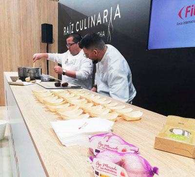 Primeros pasos de Raíz Culinaria, la nueva marca de la cocina de C-LM