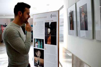 """Luis del Castillo muestra su particular visión sobre los """"altares del siglo XXI"""""""