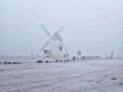 La Junta activa el Meteocam en nivel 1 ante la previsión de fuertes nevadas