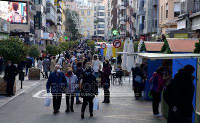 La provincia de Cuenca acumula 94 casos en la última jornada