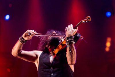 El violinista Ara Malikian actuará en febrero en el Teatro Auditorio