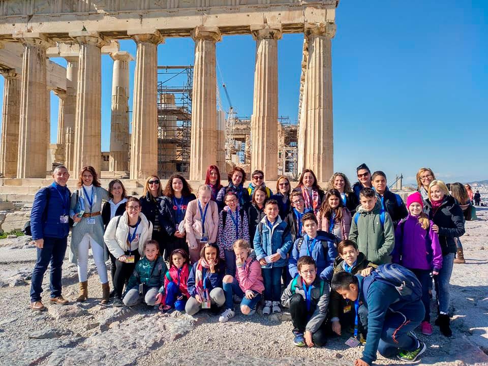 Alumnos de Cuenca representan a España en Euroknitters