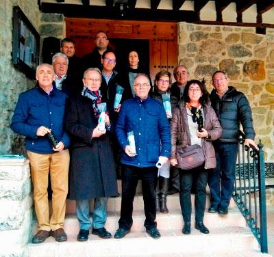 El CEDER Alcarria Conquense coordinará dos proyectos sobre lapis specularis y olivar