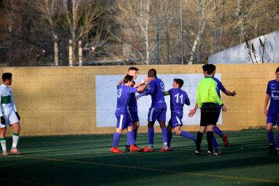Un gol de Karim despega al Ciudad de Cuenca del descenso (1-0)