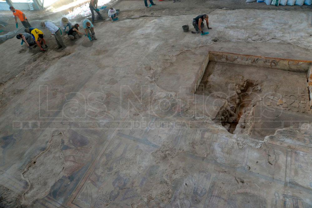 El morteruelo podría tener origen en la Villa romana de Noheda
