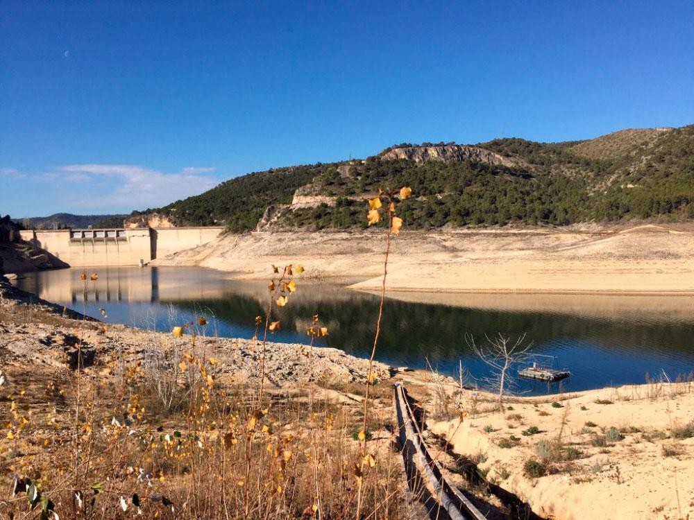 Autorizado un trasvase de 16,2 hm3 para febrero del Tajo al Segura