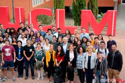 El espíritu Erasmus invade el Campus de Cuenca