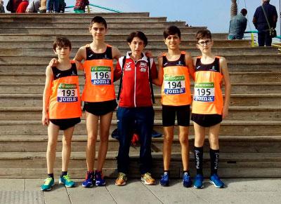 Pletórico fin de semana de competición del Atletismo Cuenca