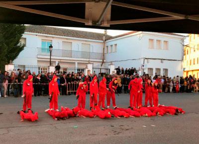 Motilla del Palancar reconoce la dedicación de los mayores durante el Carnaval 2020