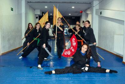 Cuenca acogerá la Gala X Aniversario 2020 de Kuo-Shu