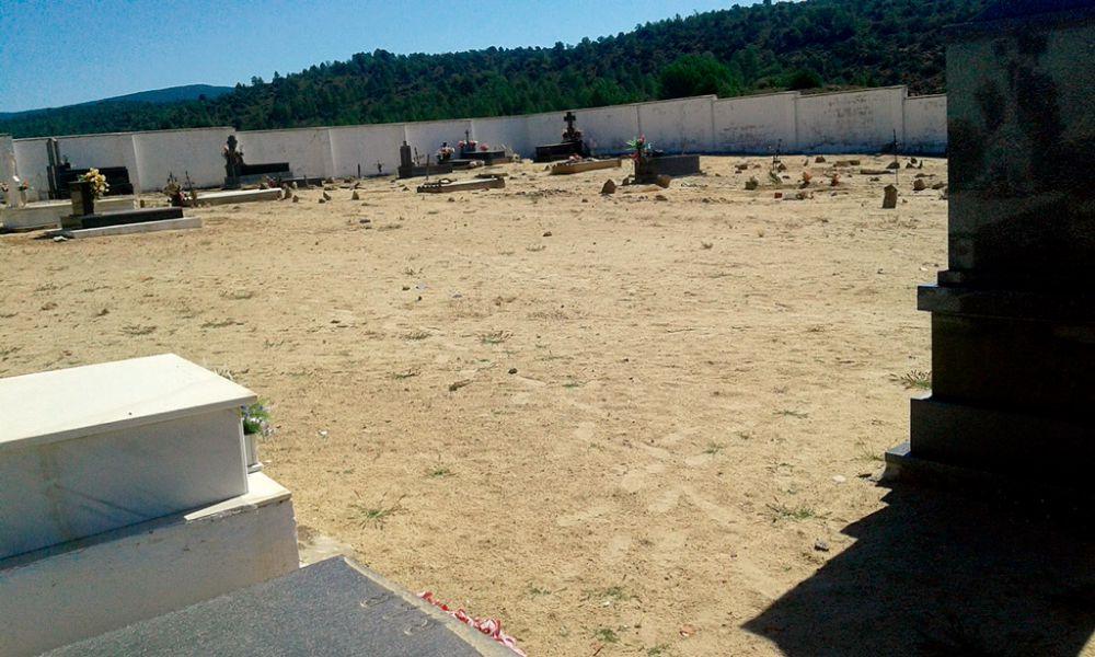 Cuenta atrás para la exhumación de la fosa común de Pajaroncillo