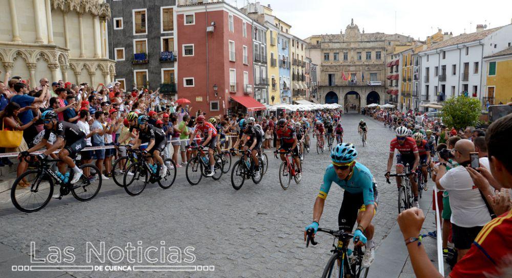 Tarancón será la salida de la 5ª etapa de la Vuelta Ciclista a España 2021