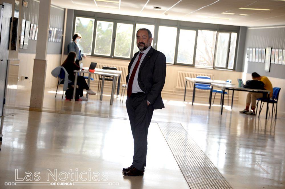 Garde calcula que la UCLM ha perdido 35 millones de fondos europeos