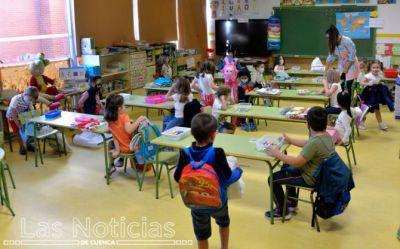 El 41% de centros educativos de la región  no han tenido ningún aula confinada