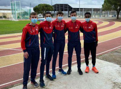 El atletismo conquense deja buenos resultados en el Regional de pruebas de anillo