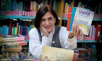 La escritora Cristina Falcón arranca 2021 con cinco proyectos literarios