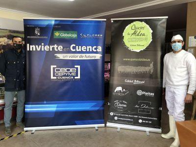 Siete nuevas empresas de San Clemente se suman a Invierte en Cuenca