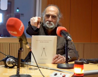 """""""La radio y Cuenca marcharon codo con codo durante años"""""""