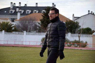 """Jorge Cañete: """"Fuimos superiores, pero nos faltó dominar las áreas"""""""