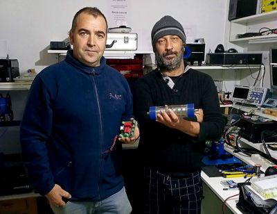 Patente 'made in Cuenca' en un equipo generador de ozono