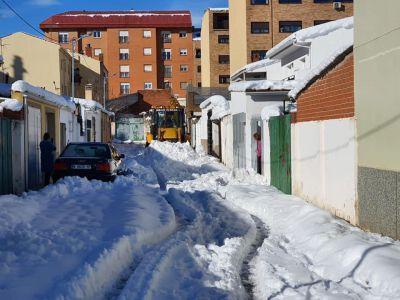 Tarancón destinará 700.000 euros a obras de emergencia por Filomena