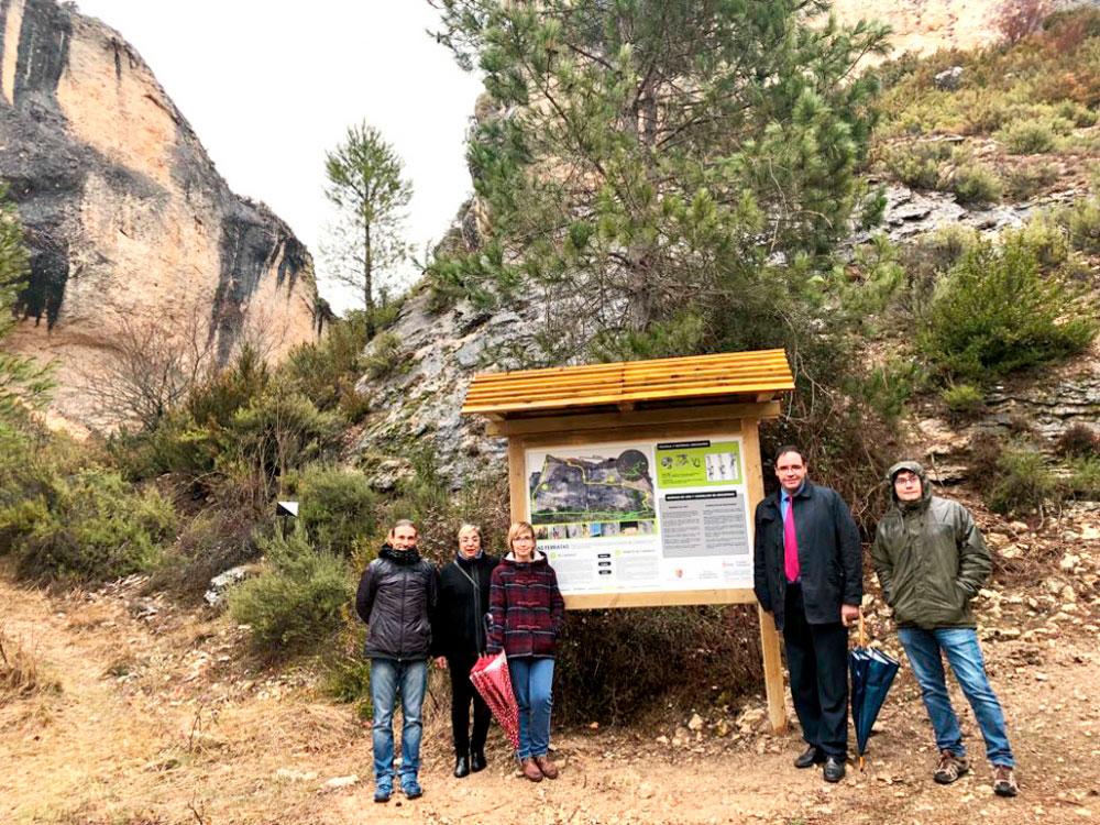 La vía ferrata de Fuertescusa se suma a los atractivos de ecoturismo de la provincia