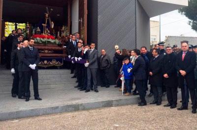 La Hermandad Jesús Nazareno de Tarancón celebra el acto central de su 300 aniversario