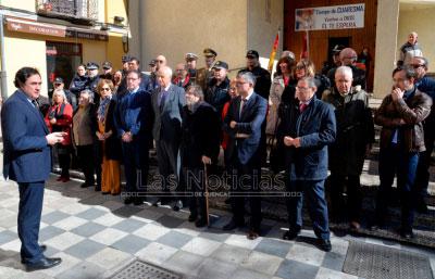 Cuenca recuerda a las víctimas del 11M quince años después