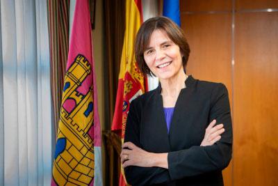 Consuelo García, nueva jefa de la Unidad de Coordinación regional contra la Violencia sobre la Mujer