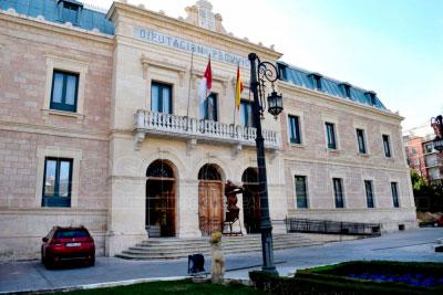 Diputación cierra sus dependencias al público ante el coronavirus