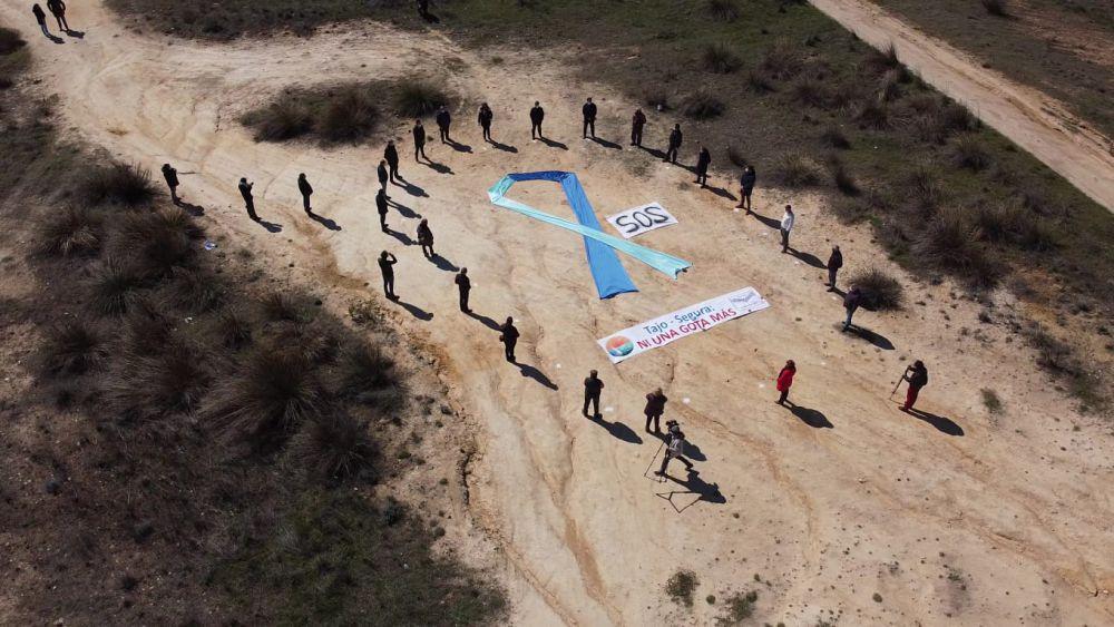 Los municipios ribereños se movilizan contra el último trasvase