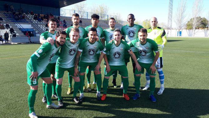 Un gol en el descuento evita el triunfo del Pedroñeras sobre el Madridejos