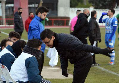"""Jorge Cañete: """"El fútbol nos va a devolver todo el trabajo que estamos haciendo"""""""