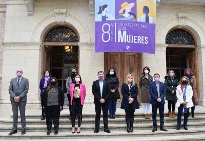 """Cuenca visibiliza este 8M el """"imprescindible"""" papel de las mujeres"""