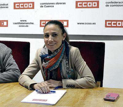 Mesas optará a un segundo mandato al frente de CCOO Cuenca