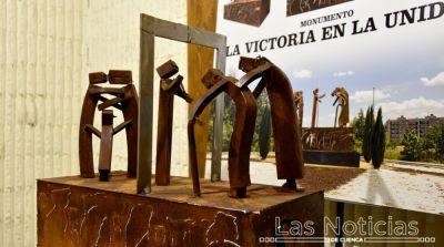 El monumento La Victoria en la Unidad tendrá que esperar
