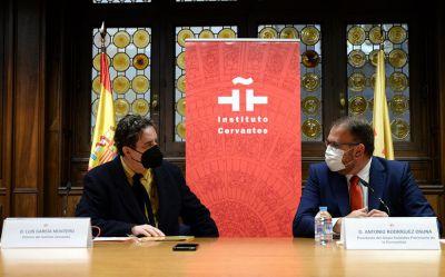 El Instituto Cervantes seguirá promocionando las ciudades patrimonio