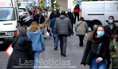 Cuenca capital duplica el número de casos de Covid en la última semana