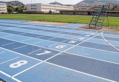 Cuenca calienta motores para su control de marcas de atletismo