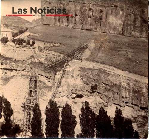 El puente de hierro de San Pablo cumple 112 años