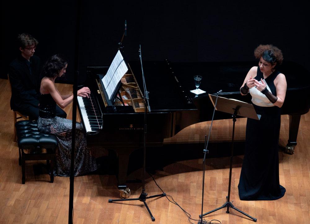 Messiaen como una Mayúscula de un viejo misal