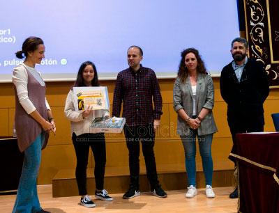 Sara Rodríguez gana el Concurso de Relatos Cortos Policíacos 'Ángel Luis Mota'