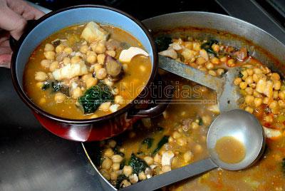 El toque personal de chefs conquenses a los platos de Semana Santa